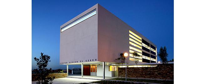 """Colegio Cívico """"El Cerro"""" en Guadalajara"""