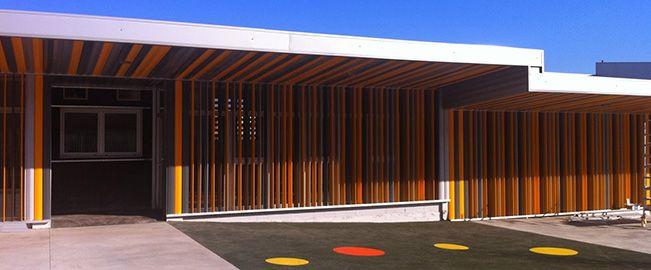 Colegio infantil - María de Huerva. Zaragoza