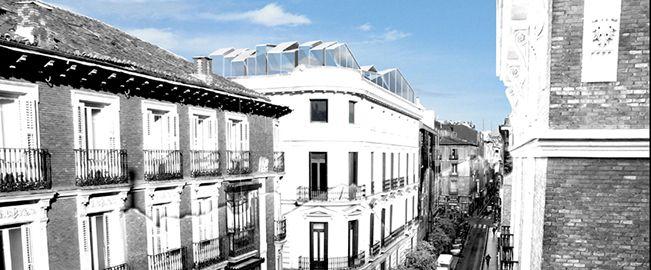 Sede de la comisión nacional de la energía. Barquillo 13, Madrid
