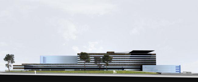 Reforma y ampliación Hospital de Albacete