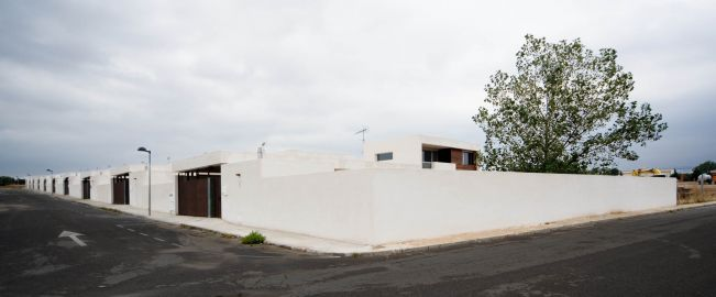 10 viviendas unifamiliares en Layos (Toledo)