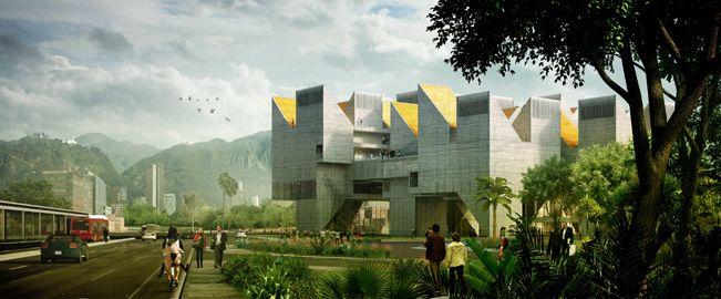 Museo Nacional de la Memoria de Bogotá
