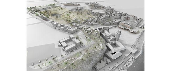 Regeneración medioambiental y urbanística de Candelaria