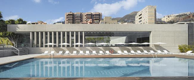 Spa Hotel Mencey, Tenerife
