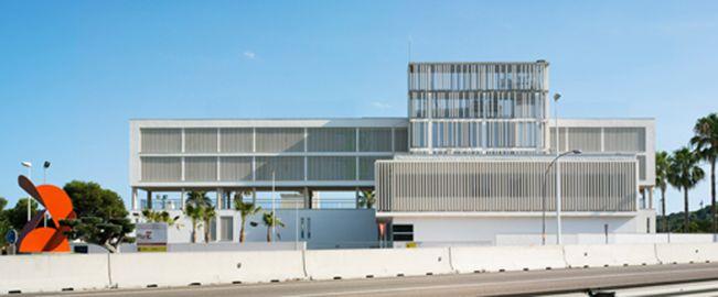 Casa cuartel de la guardia civil. Oropesa del mar
