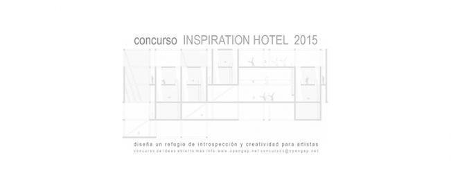 Concurso de Ideas Inspiration Hotel 2015