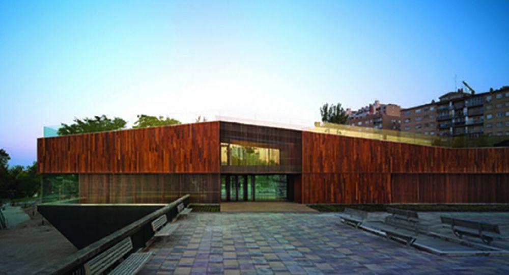 Sede Servicio de Medio Ambiente de Zaragoza, MAGEN Arquitectos