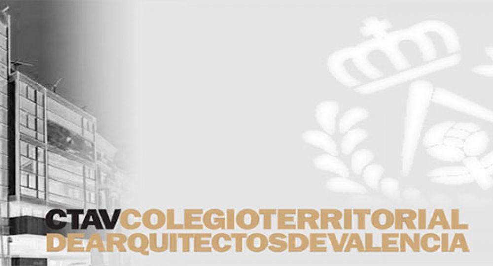 Bienvenida del Colegio Territorial de Arquitectos de Valencia
