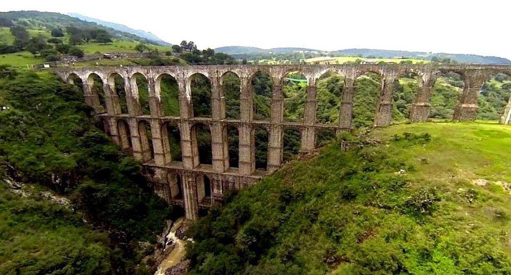Restauran la celda de Fray Francisco de Tembleque, lugar donde se proyectó El Acueducto mexicano Patrimonio Mundial