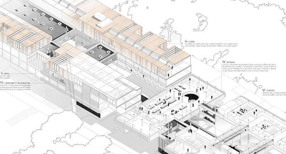 proyecto de fin de grado arquitectura