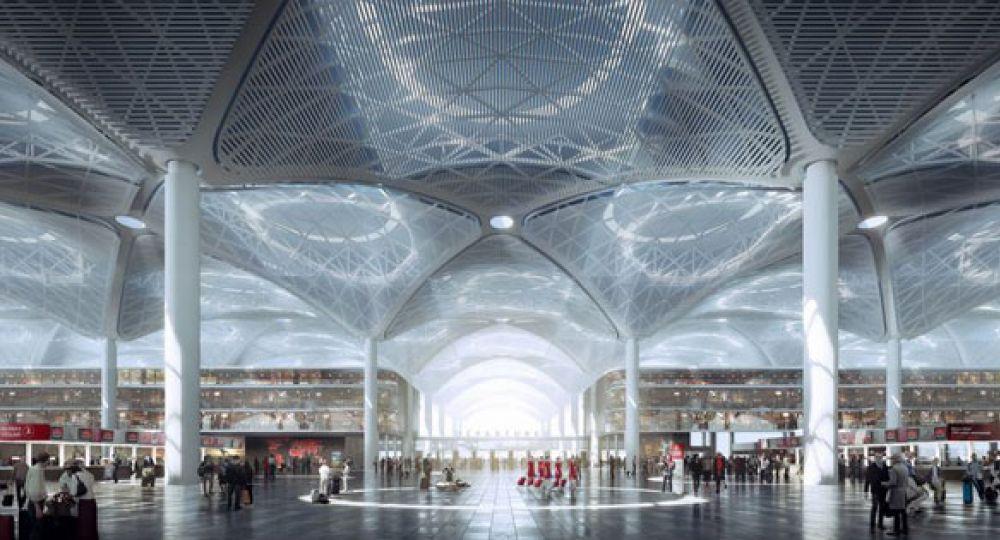 Será el más grande del mundo, y Estambul será su sede