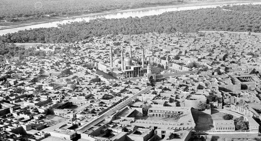 Rehabilitación de al-Kadhimiya, por Dewan Architects