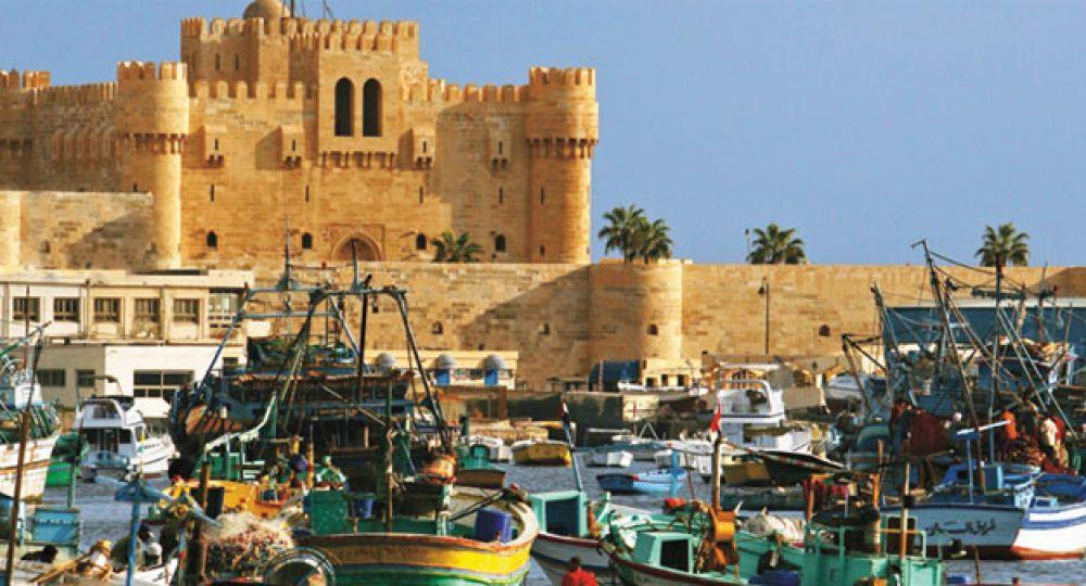 Tesoros del Islam: Ciudadela de Qaitbay en Alejandría