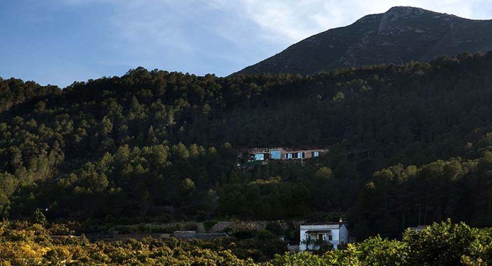 Casa en Favara, A.Altarriba arquitecto