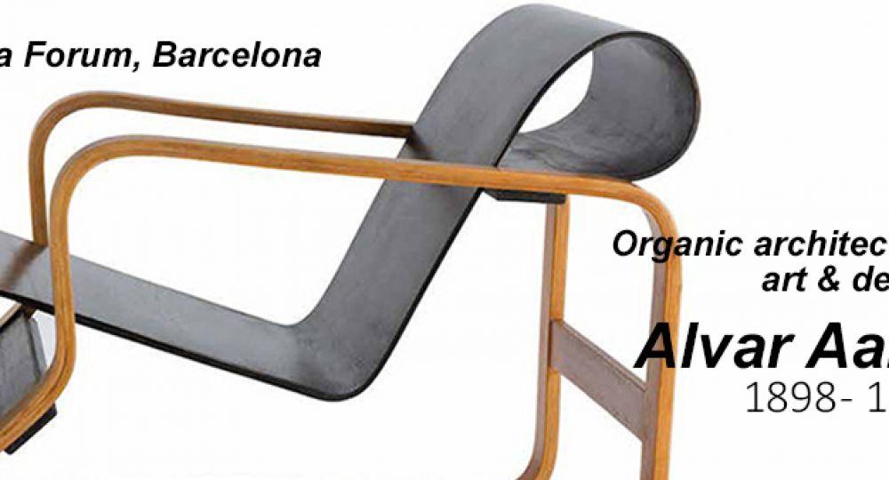 Alvar Aalto. 1898-1976. Arquitectura, arte y diseño