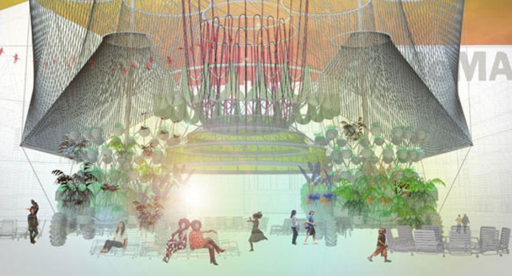 Andrés Jaque elegido ganador por el MoMA PS1 Young Architects Program