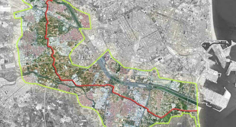 Anillo Verde Metropolitano de Valencia