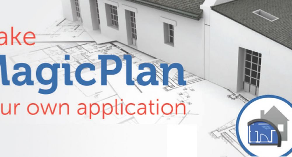 App para dibujar planos. MagicPlan