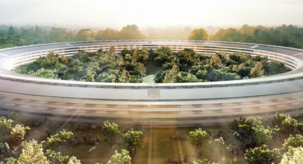 Sede Apple de Norman Foster, Imagen de marca