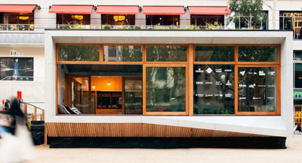 La casa en Melbourne que fabrica más energía de la que consume