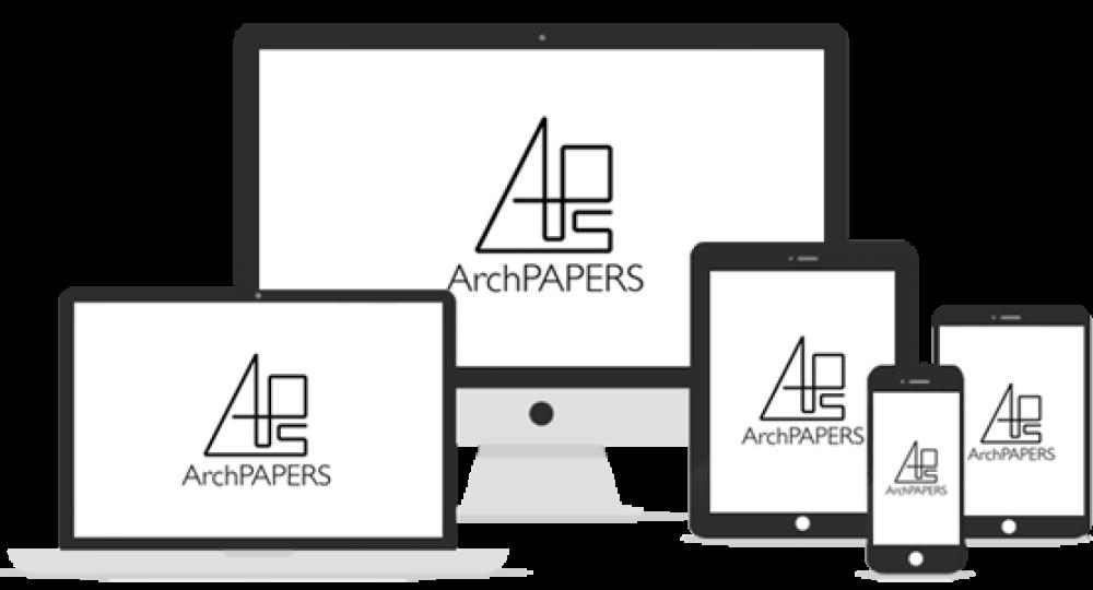 Archpapers: Selección de  Arquitectura en soporte digital.