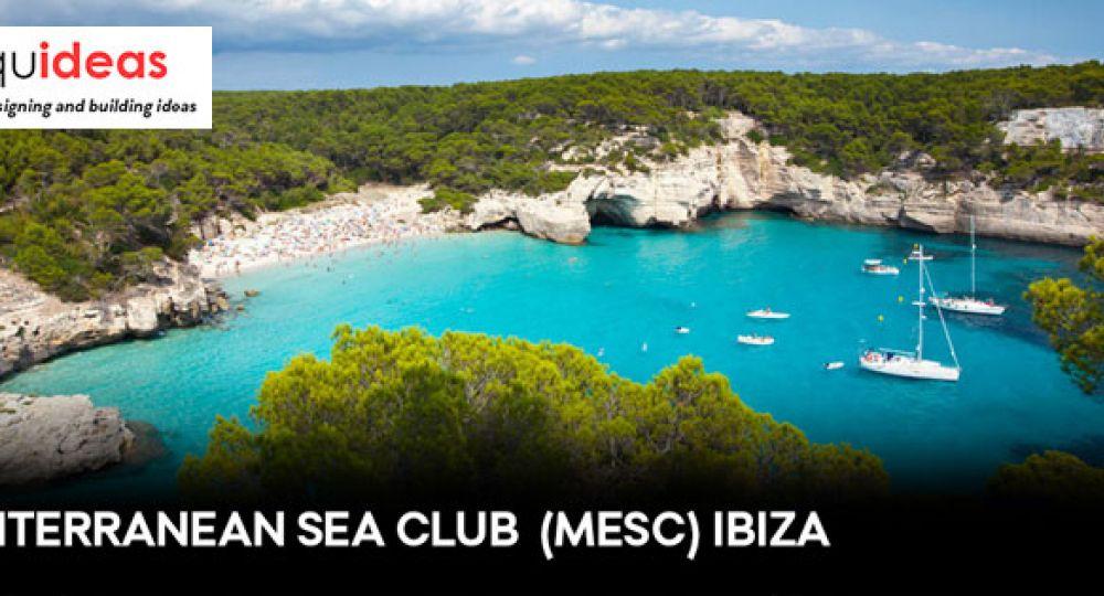Nuevo concurso Arquideas: Mediterranean Sea Club (MESC) Ibiza