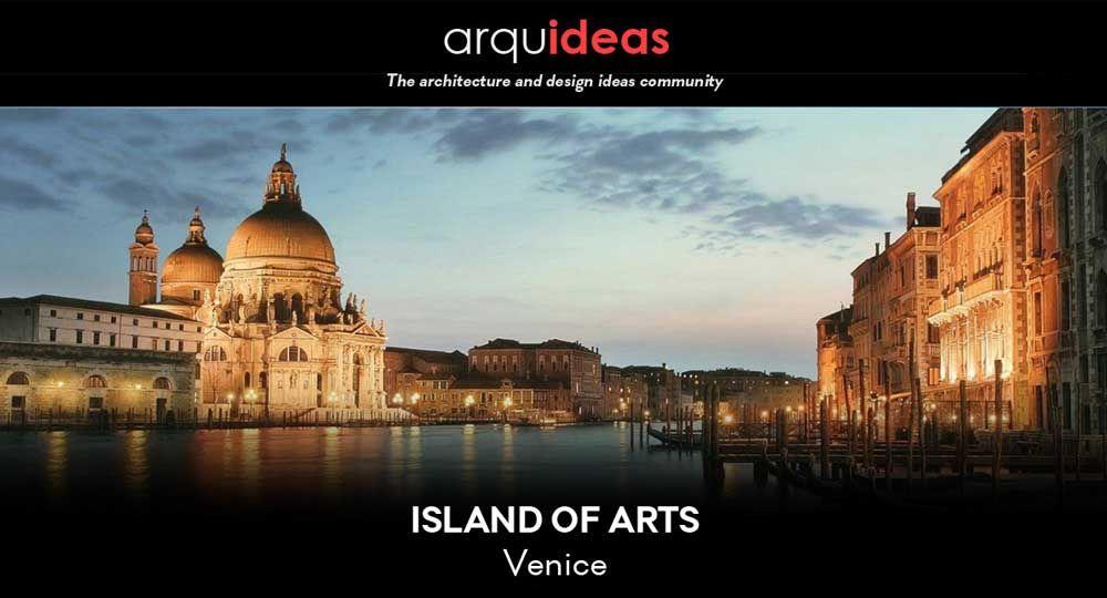 Nuevo concurso de arquitectura Island of Arts - IAO Venice
