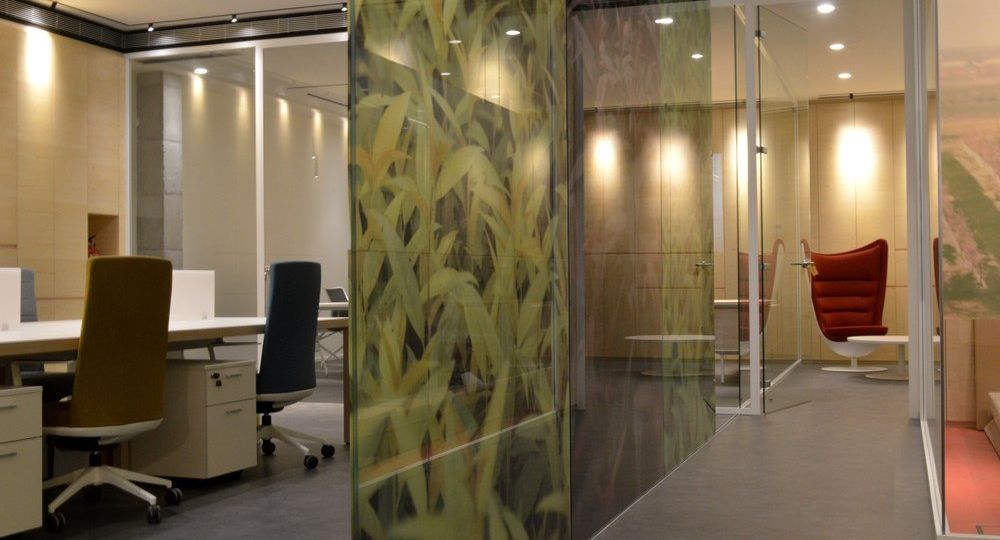 Officining oficinas agromillora en san sadurni d anoia - Trabajo arquitecto barcelona ...