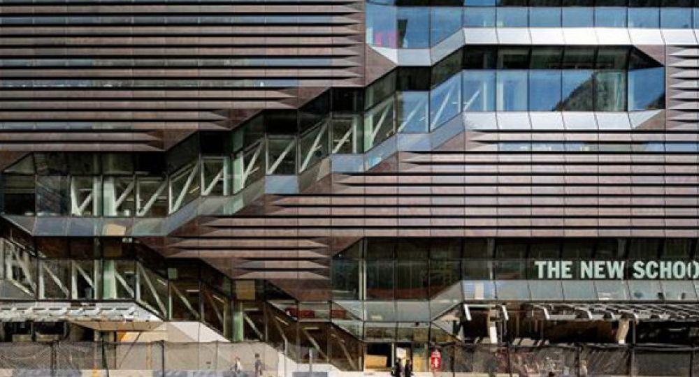 Centro universitario en Manhattan de SOM Architects