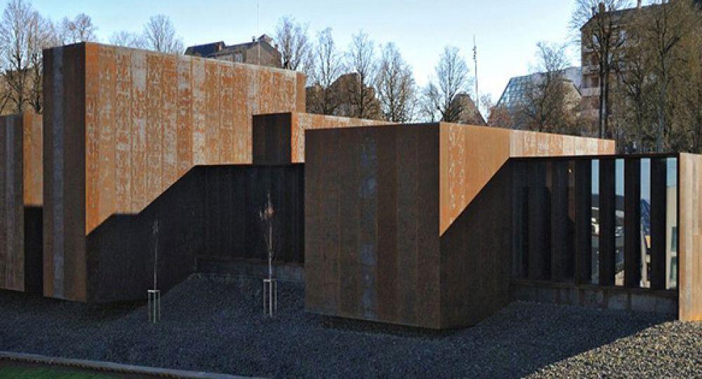Musée Soulages de RCR arquitectes