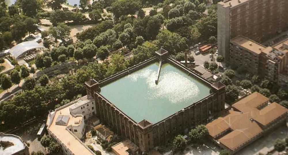 Depósito de las Aguas-Biblioteca UPF de Barcelona, por Clotet-Paricio Arquitectos