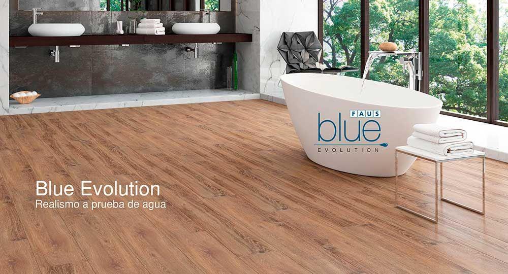 FAUS Blue Evolution: pavimentos premium a prueba de agua