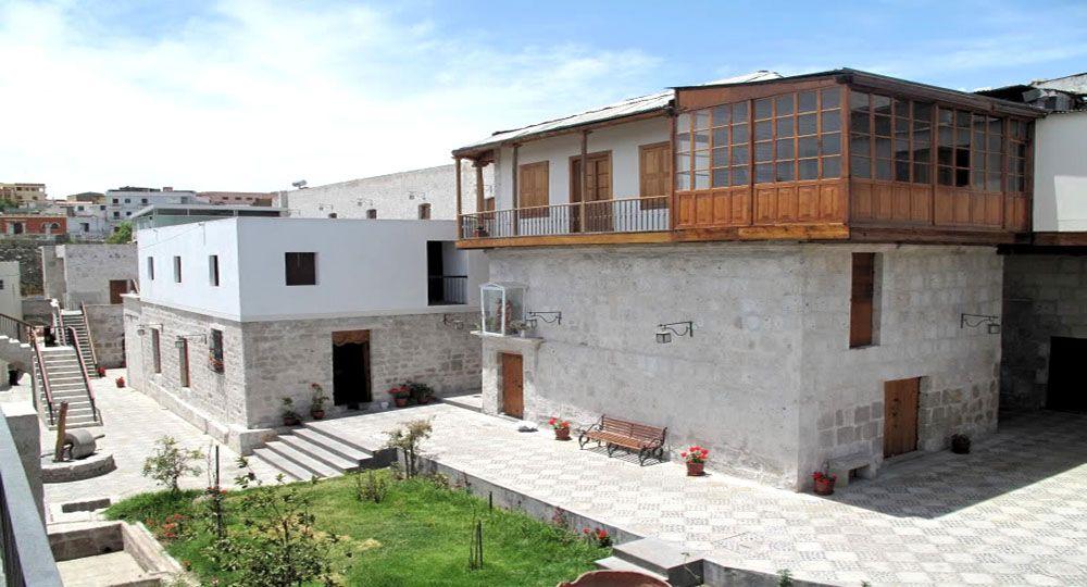 """La rehabilitación arquitectónica de Tambo """"la Cabezona"""" Arequipa, Perú"""
