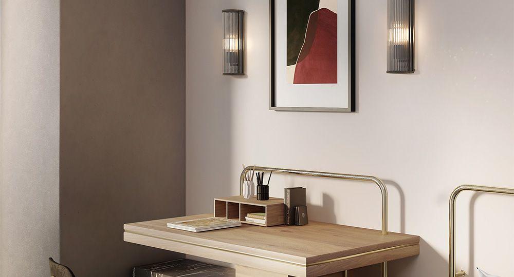 Iluminación británica: diseños elegantes y acabados contemporáneos