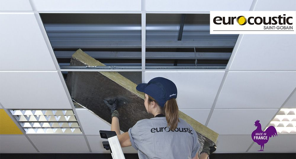 AcoutiPAN® de Eurocoustic: Nuevo panel de atenuación acústica lateral