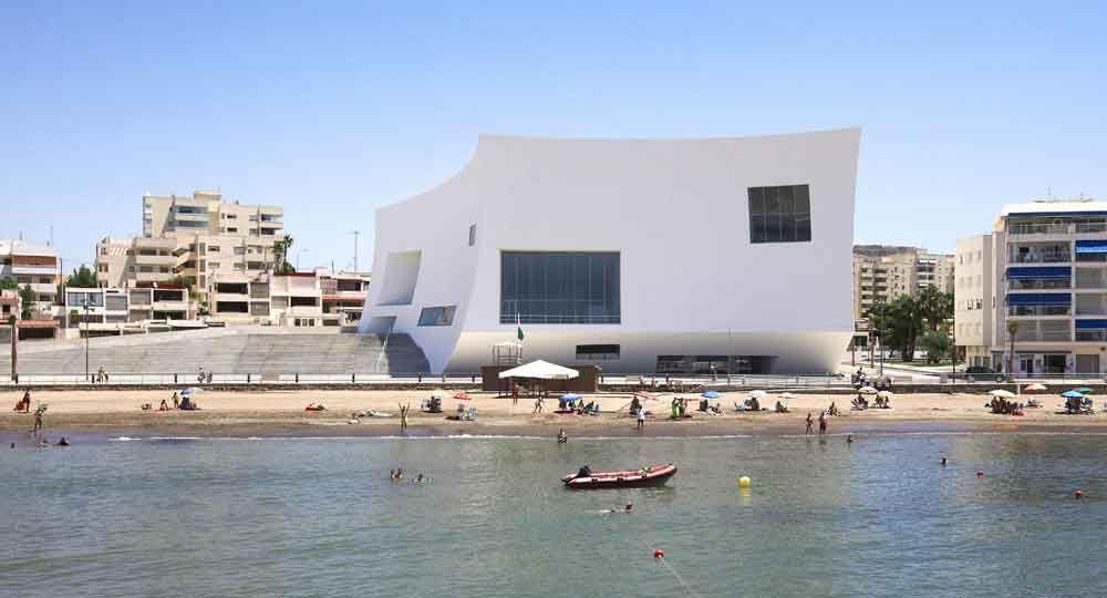 Auditorio y Palacio de Congresos Infanta Doña Elena, por Barozzi Veiga Arquitectos