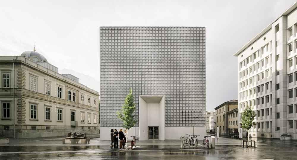 Museo de Bellas Artes de Chur, por Barozzi Veiga Arquitectos