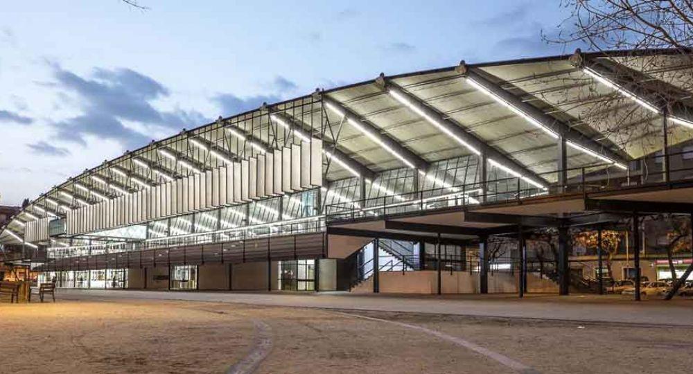 Recordando al arquitecto Antonio Bonet: Canódromo en la Meridiana