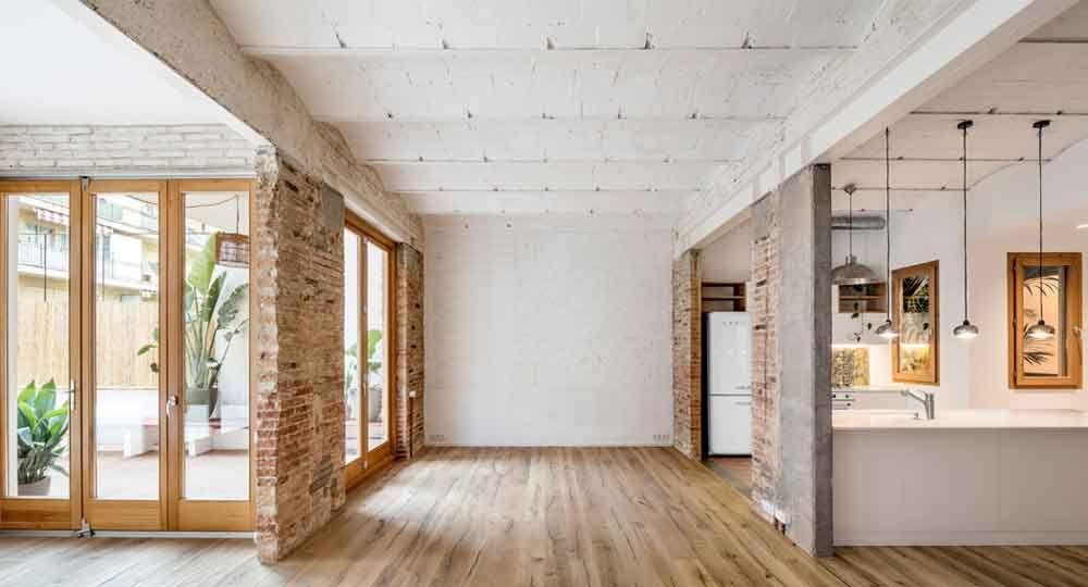 Casa Galeria en Barcelona, por Carles Enrich Arquitectes