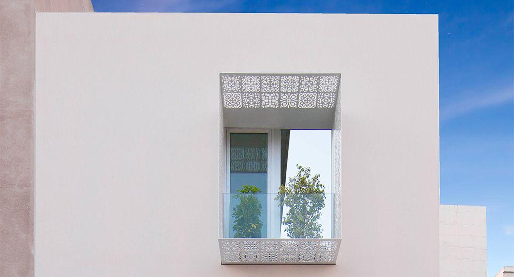 Ornamento islámico: la ventana Mashrabiya