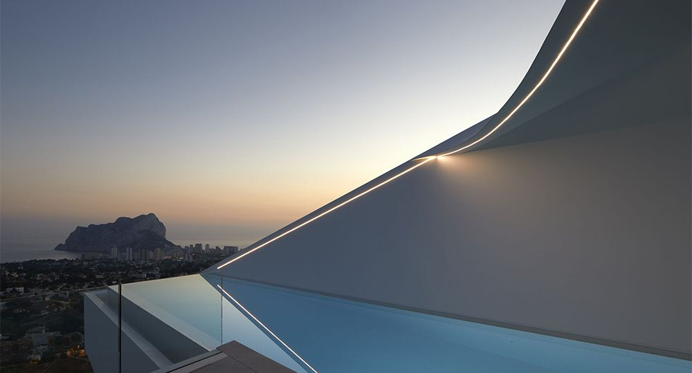 Casa P71: Un salto hacia el mar