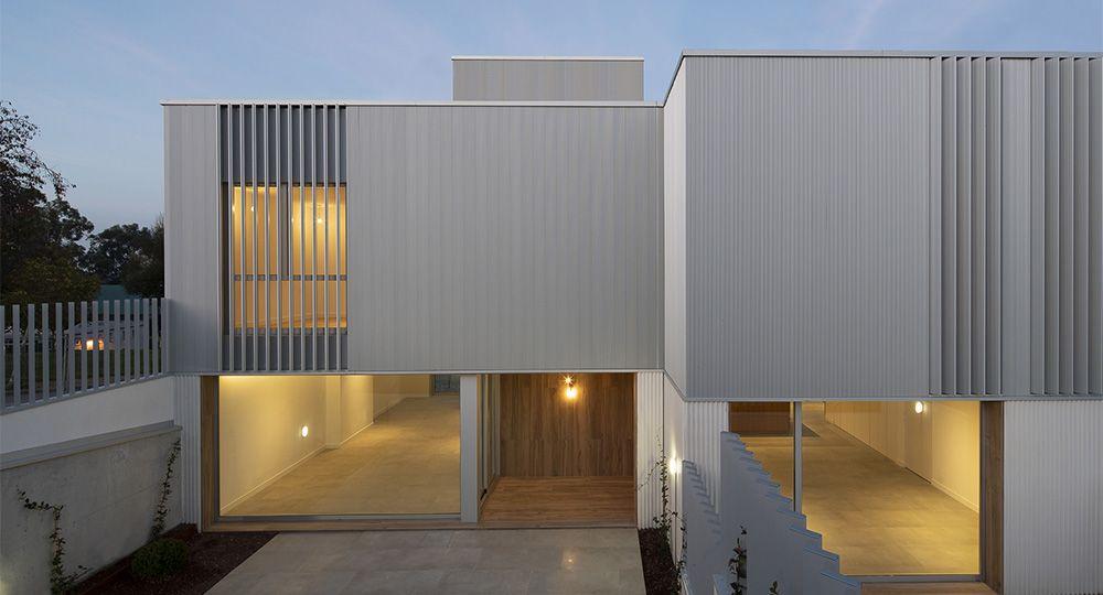 Arquitectura sostenible con Certificación VERDE GBCe