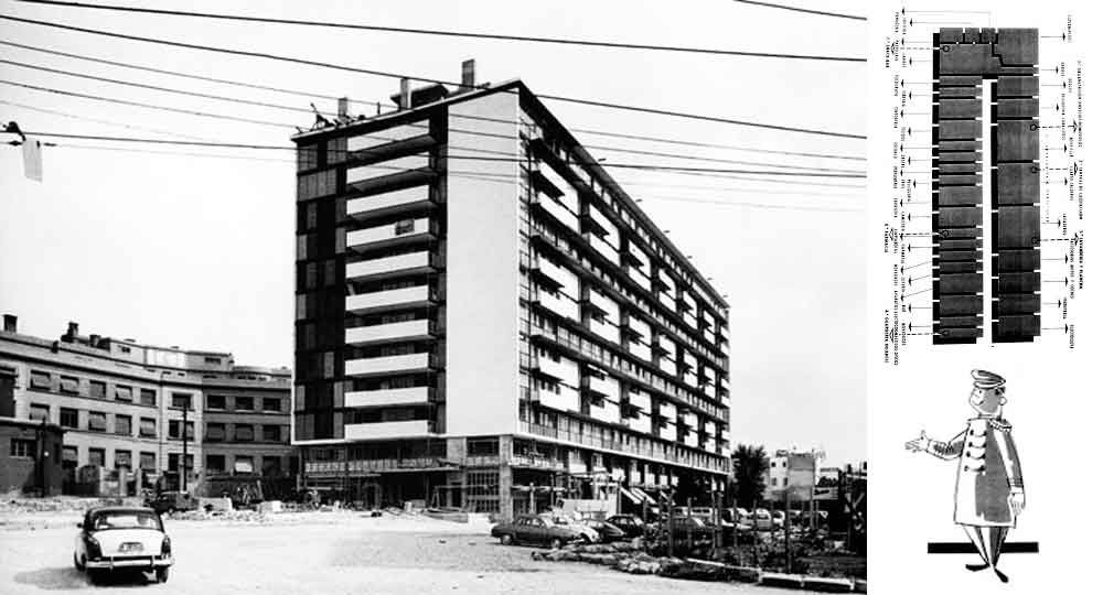 Edificio Mitre, símbolo del renacimiento de la arquitectura moderna