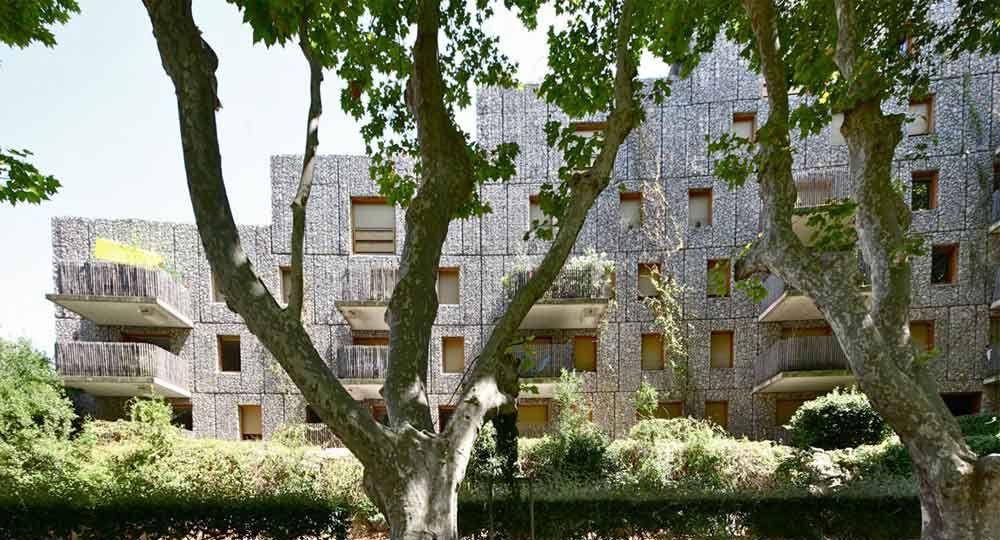 L'immeuble qui pousse, por Édouard François Architectes