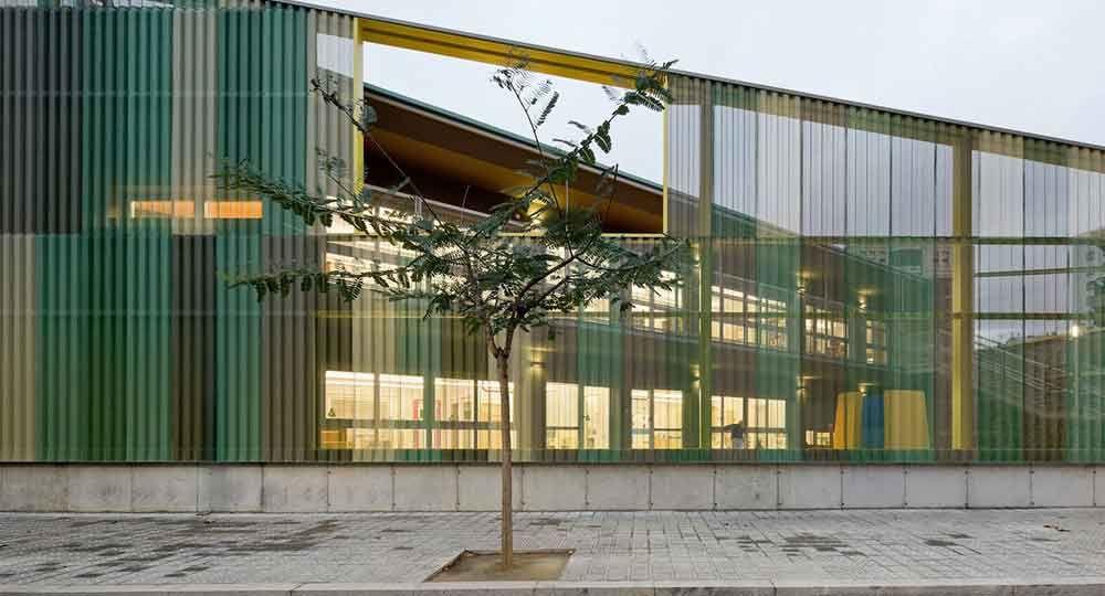 Guardería Xiroi, por Espinet-Ubach Arquitectes