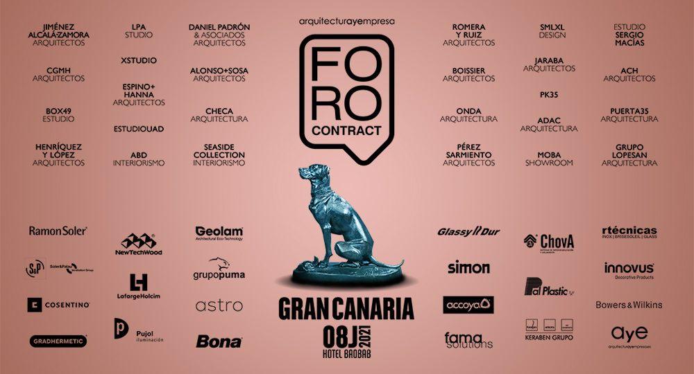 AyE   Foro Contract   GRAN CANARIA   8 Julio 2021