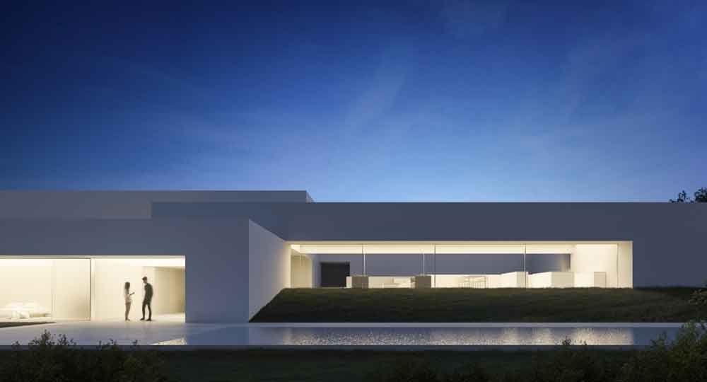 Casa zarid en tarifa por fran silvestre arquitectos for Empresas de arquitectura