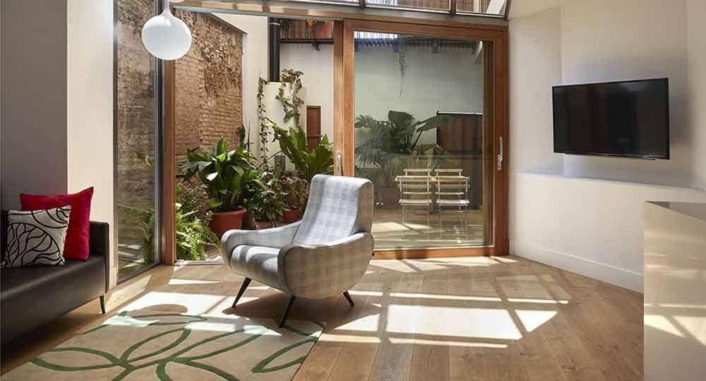 Casa Flora, por Gradolí Sanz Arquitectes