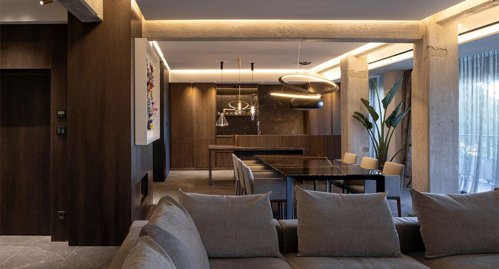 Lutron Excellence Awards: Casa frente al Río