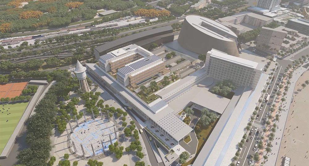 Pinearq: referente en arquitectura hospitalaria